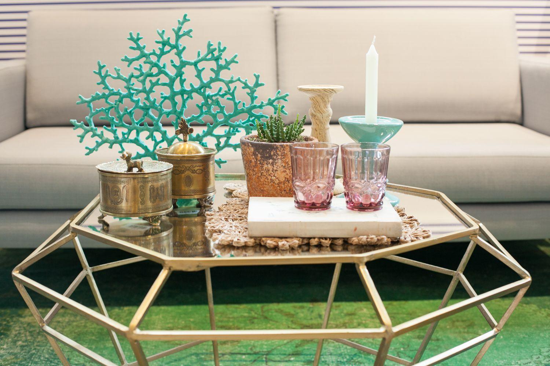 Dalani, Coffee Table, Colori, Design, Vintage