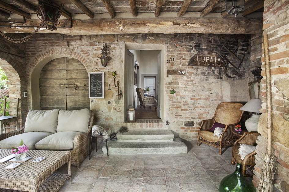 Relais in toscana la magia dello stile rustico westwing magazine - Casa stile country rustico ...