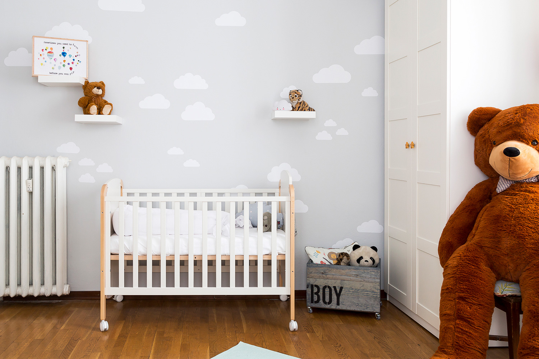 Arredare Cameretta Bebè : Baby shower arredamento cameretta bambini westwing magazine