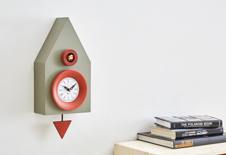 Pirondini, Orologi a cucù, Design, Decorazioni, Made in Italy
