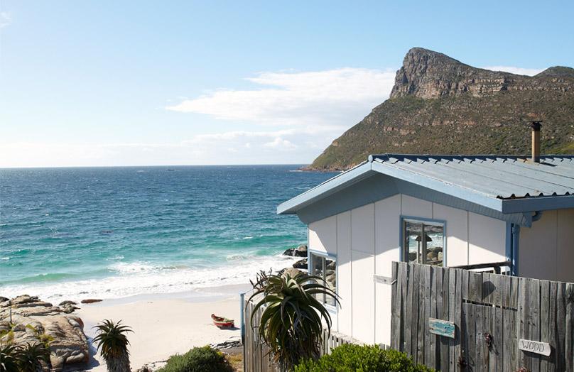 Una casa sulla spiaggia - La filosofia di vivere sul mare