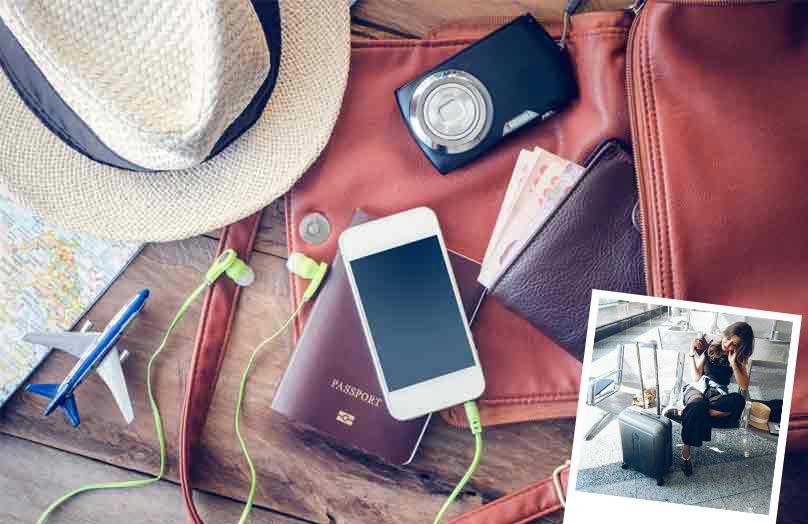 Come fare la valigia per le vacanze estive - I consigli di Sabrina Musco