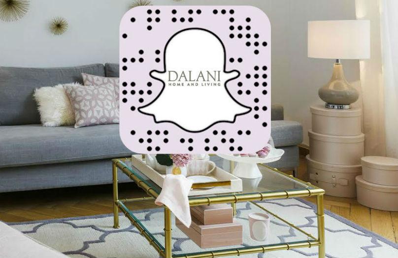 5 buone ragioni per seguire Dalani su Snapchat!