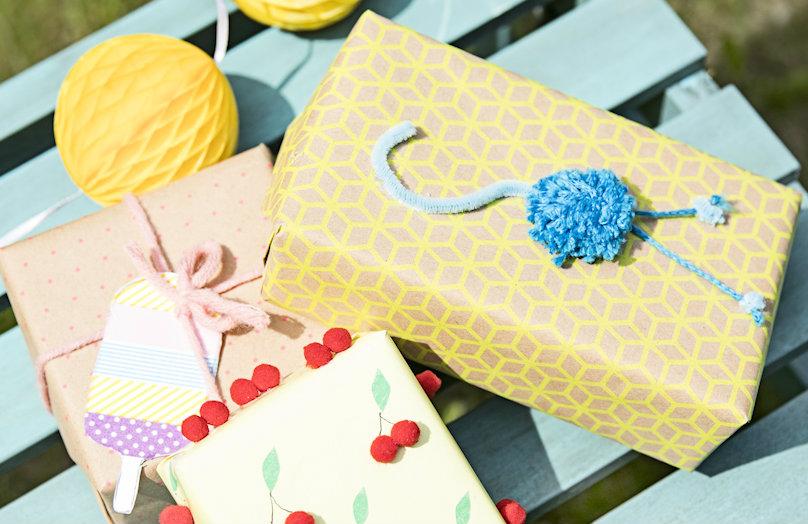 Confezioni regalo - Fantasie d'estate