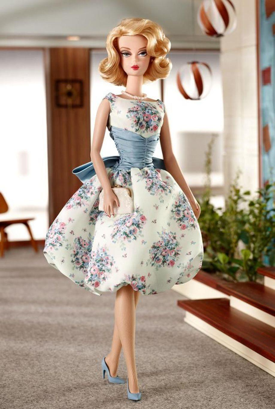 Dalani, Barbie, New York, Hollywood, Moda, Style