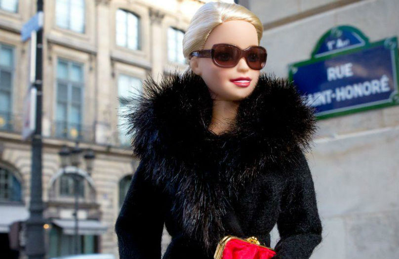 Barbie in mostra a Parigi - Life of an icon