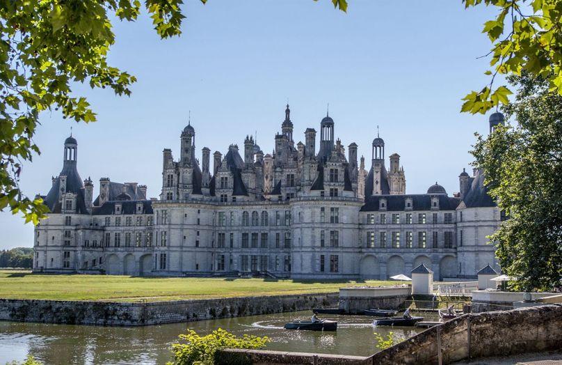 Il castello di Chambord: la perla della Loira