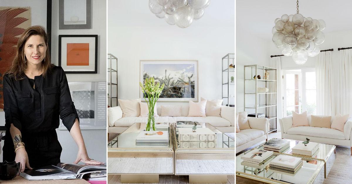 Lucie ayres l 39 interior design a santa monica - Santa monica interior design firms ...