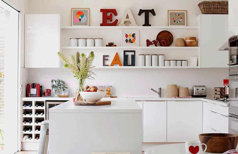 Come organizzare la cucina - Creativi in relax