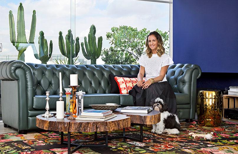 Alexandra Tobler - Una casa in stile brasiliano