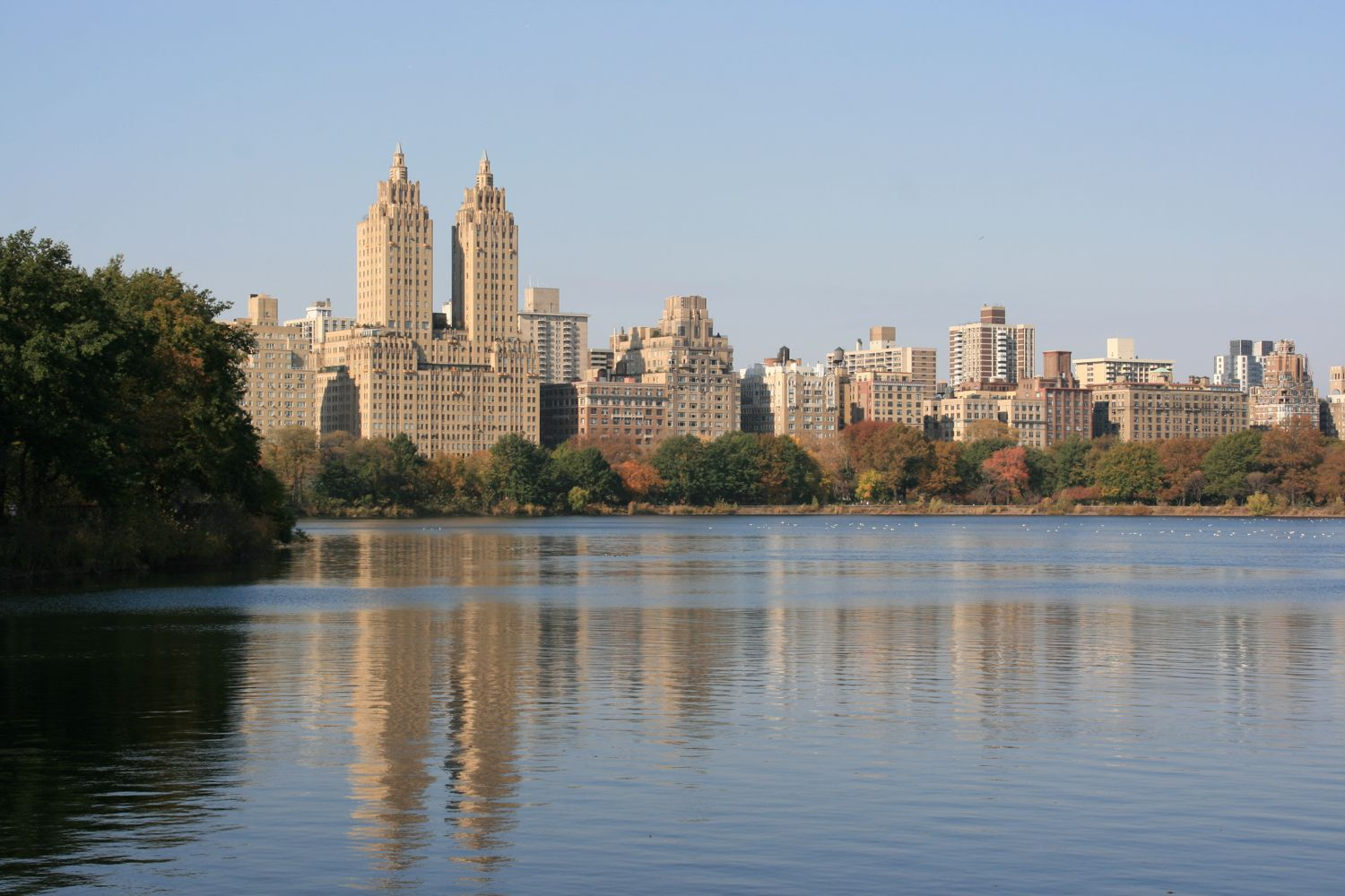 Jacqueline Kennedy Onassis Reservoir ©David Jones 大卫 琼斯, 2009