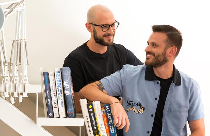 Stefano e Riccardo - Benvenuti in casa Gnambox