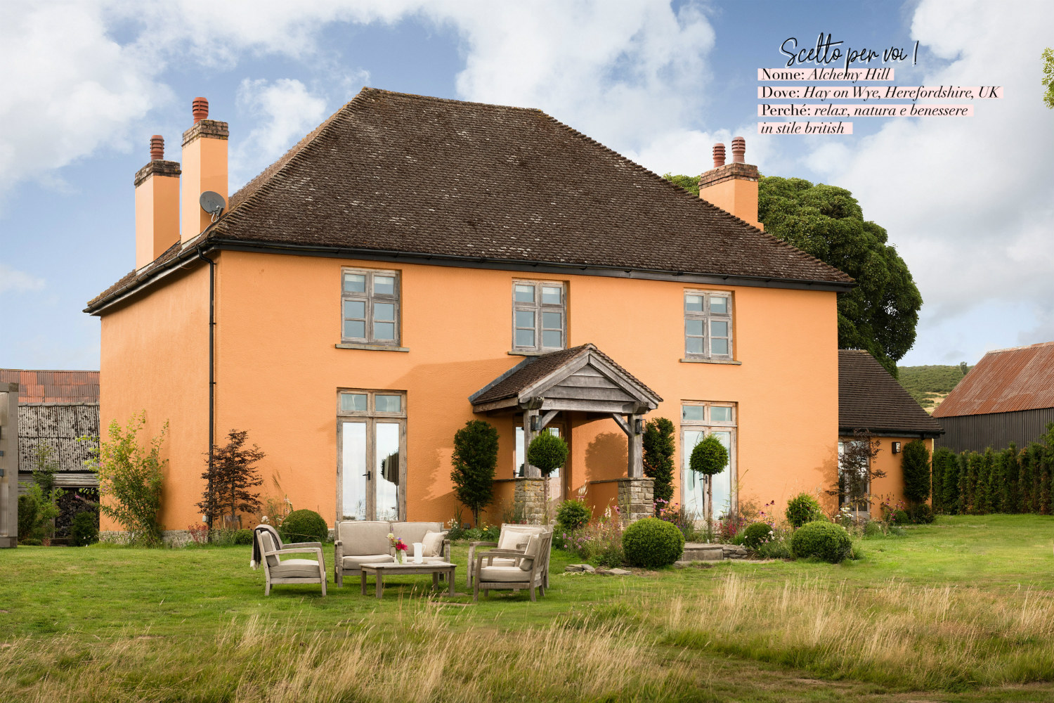 Cottage inghilterra alchemy hill westwing magazine for Nuovo stile cottage in inghilterra