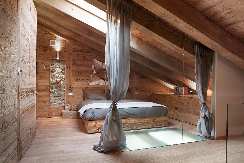Famoso Chalet di Design Aosta Stile Rustico Montagna | DALANI MAGAZINE HV54