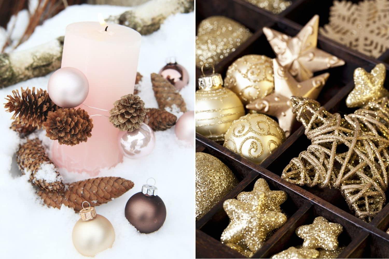 Dalani, Oro, Trend, Colori, Decorazioni, Fai da Te, Natale, Natura, Style