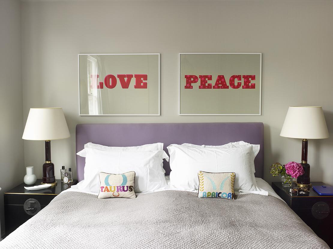 convivenza camera da letto