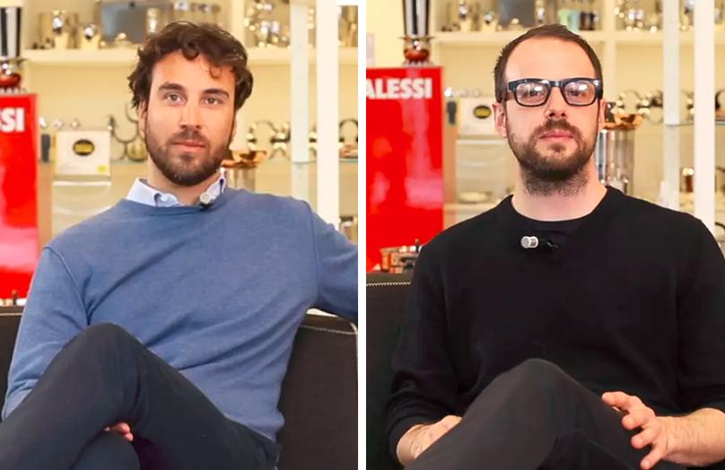 Alessi: intervista doppia a Luca Alessi e Carlo Gasparini