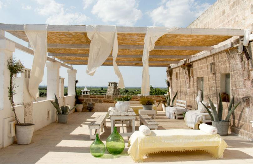 Benvenuti a casa vostra: in Puglia alla Masseria Potenti