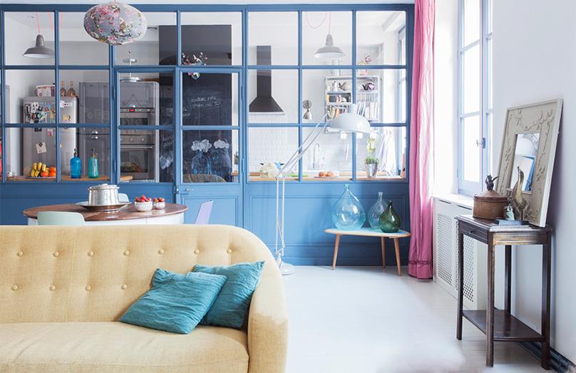 Una casa tra Classico e Pop - Reinventare è un gioco da ragazze