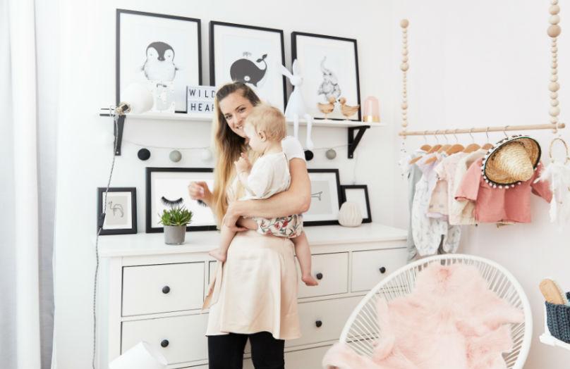 Come arredare la cameretta del bebè con i consigli giusti