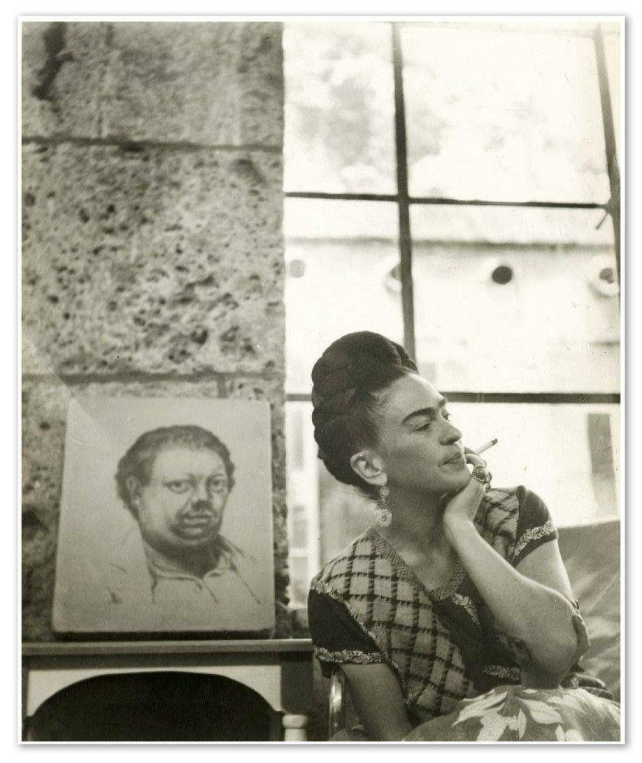 Top Una casa in stile Frida Kahlo | DALANI MAGAZINE VC42