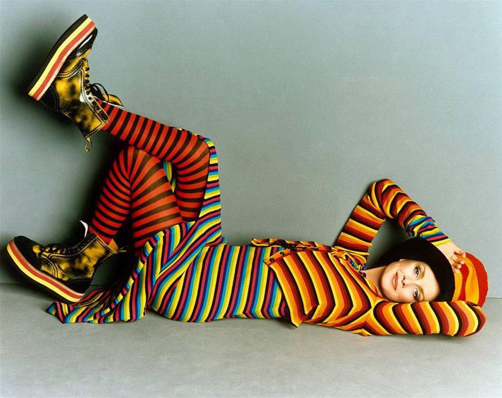Twiggy, Moda, Fashion, Stile, Colori