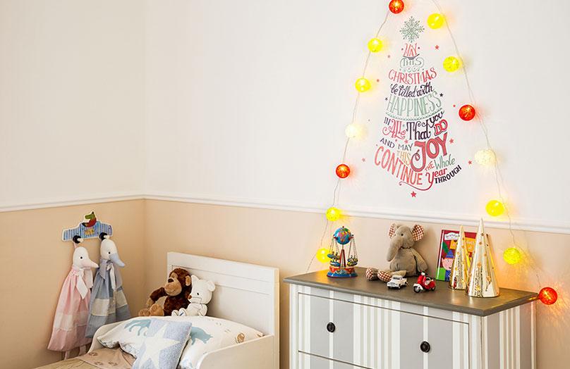 Natale in piccoli spazi - Decorare small size