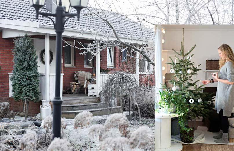 Shabby d'inverno - Il volto romantico della tradizione