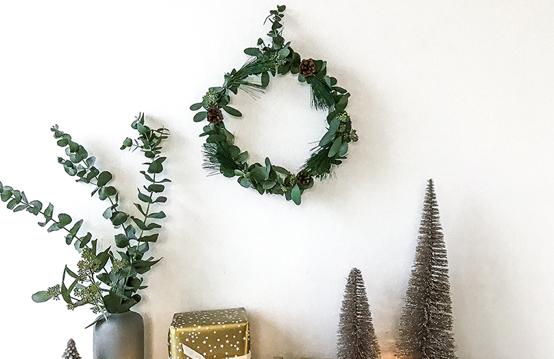FAI DA TE Ghirlanda di Natale