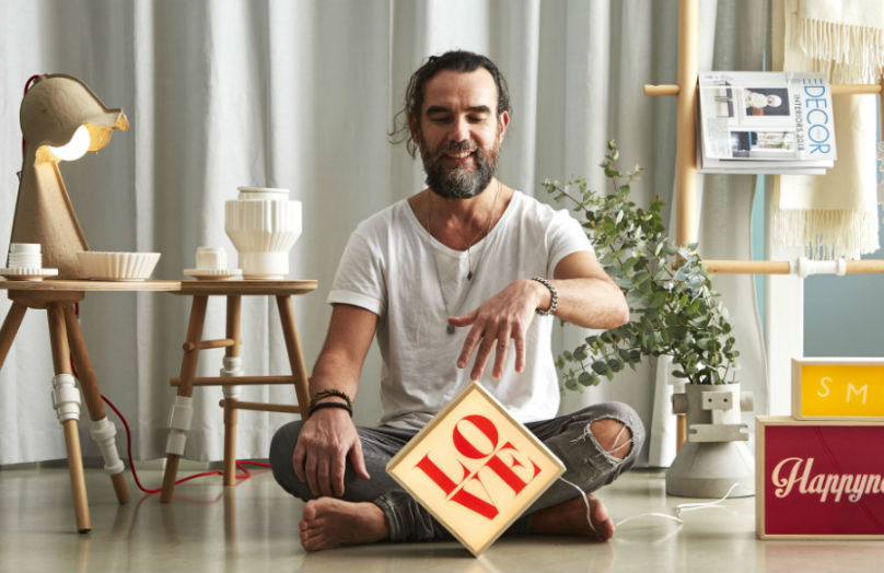 Stefano Seletti - Non solo minimal, lo stile ha una memoria