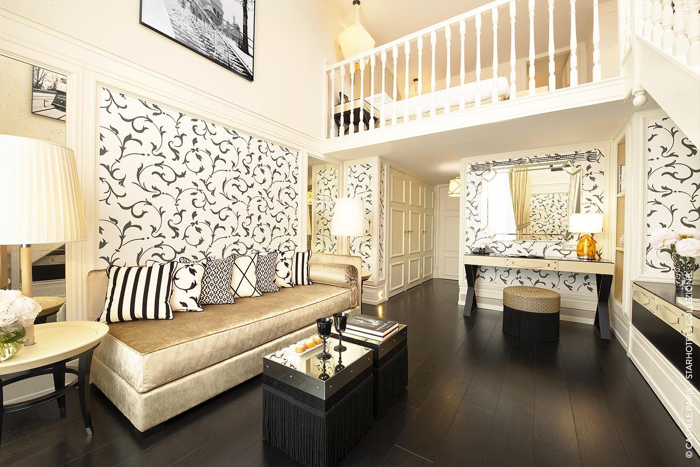 Duplex Suite - Area living