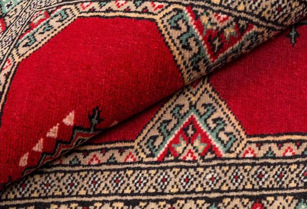 Detail-tapijt