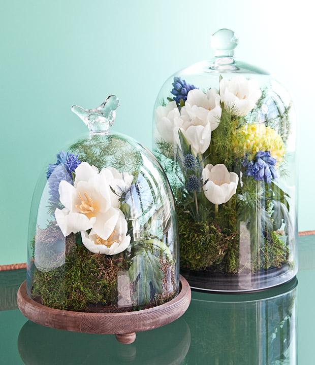 DIY: Creatief met bloemen