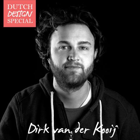 Dutch Design Special: Dirk van der Kooij