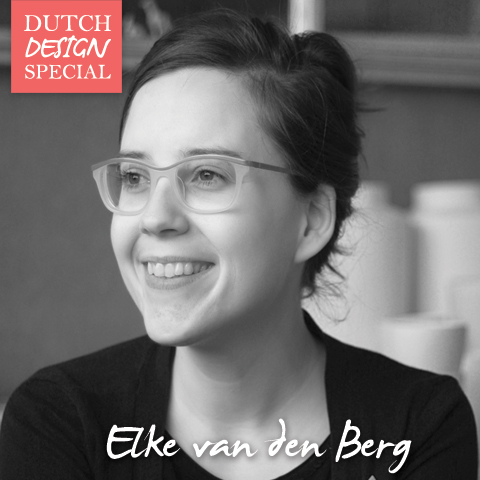 Dutch Design Special: Elke van den Berg