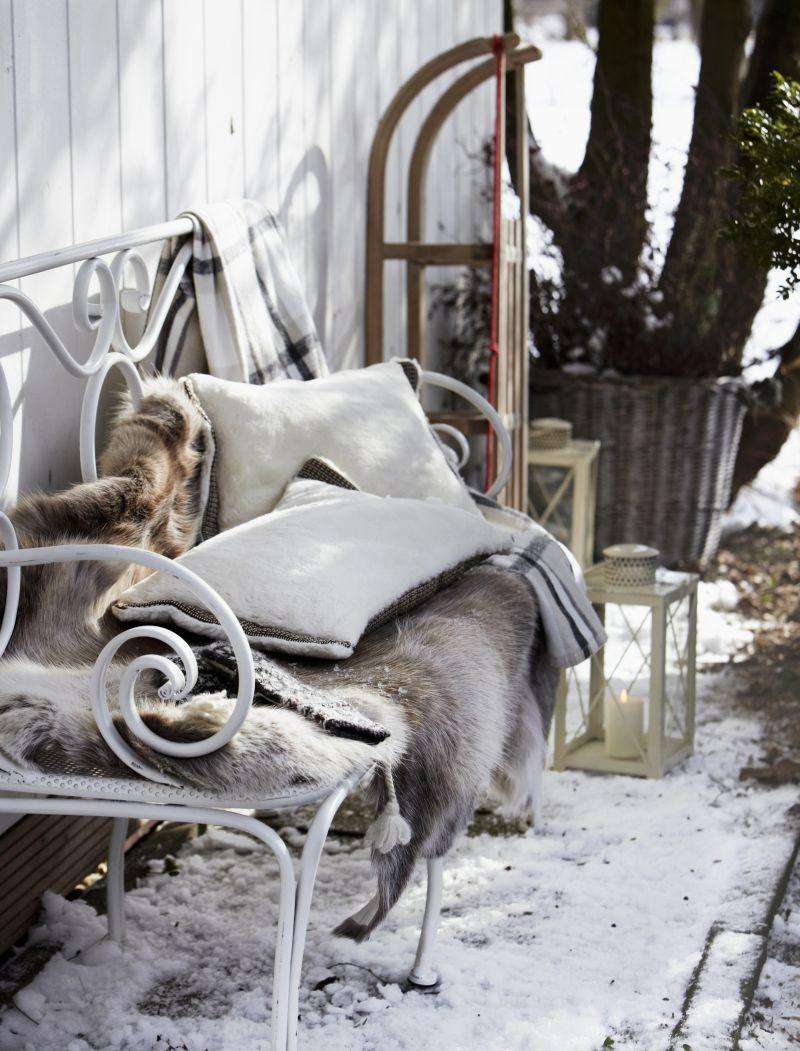 Winterklaar - tuin