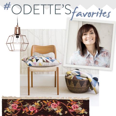 Odette's Favorites