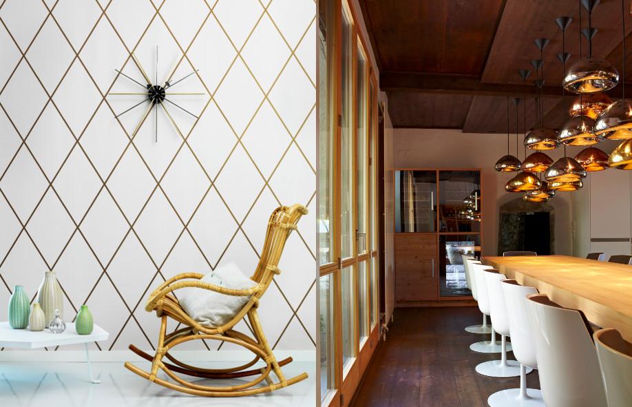 Style je huis met goud