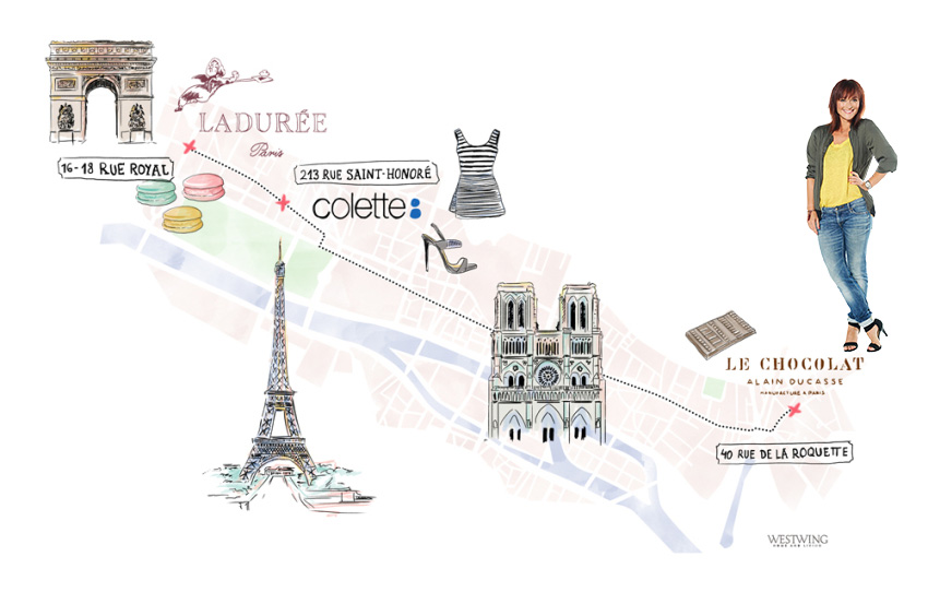 Paris-Odette
