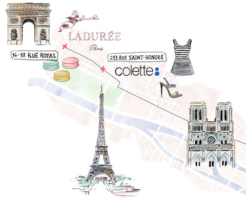 Gift Guide: Paris