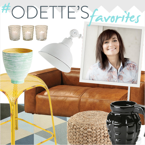 Odette's Favorites: Industrial
