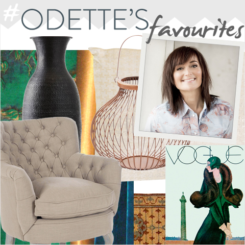 Odette's Favourites: French Industrial