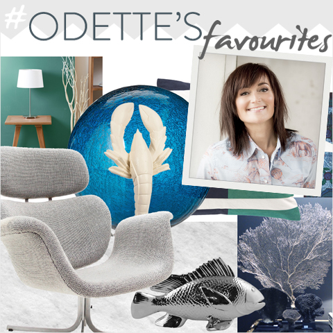 Odette's Favourites: Sealife