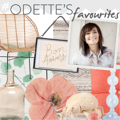 Odette's favourites: A Shot of Spring