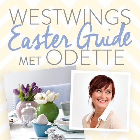 Westwings Easter Guide met Odette