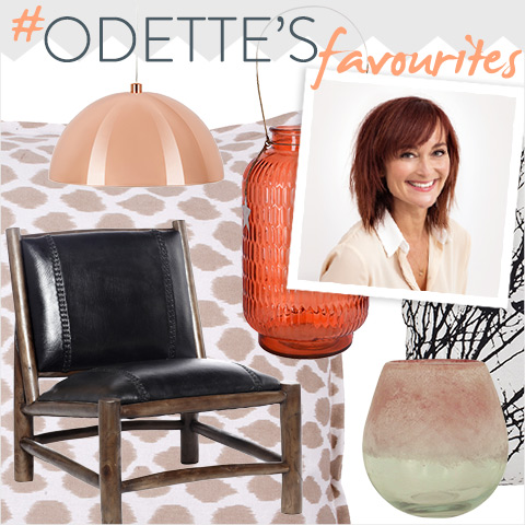 Odette's Favourites: Touch of East