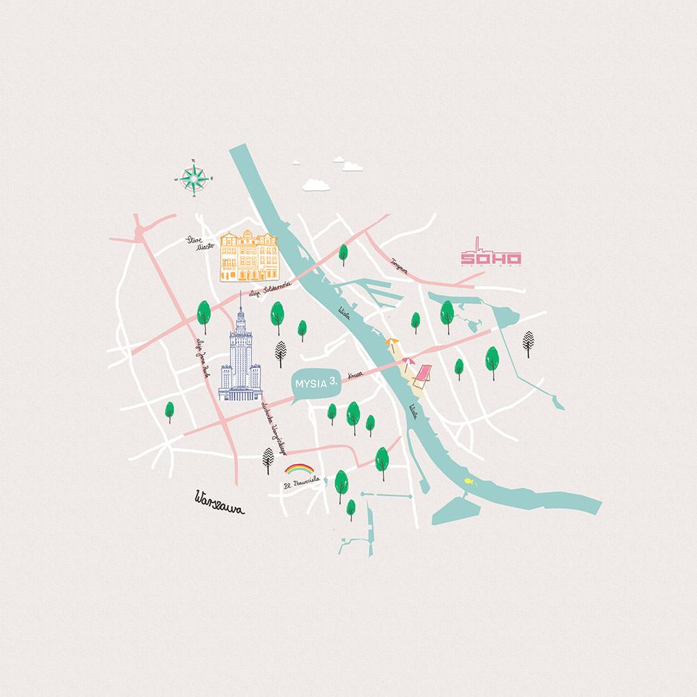 Map-Warszawa