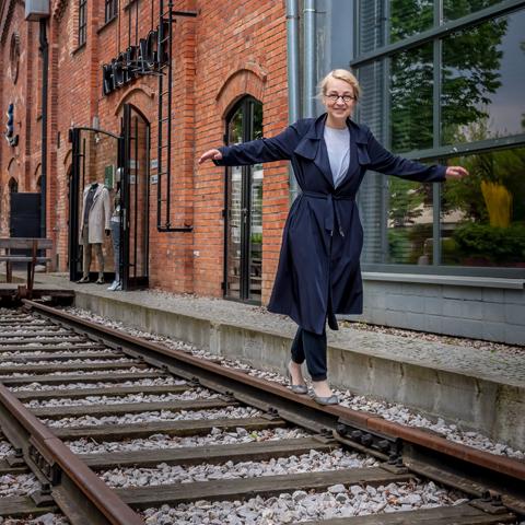 Style Trip in Warschau met Marta Suchodolska