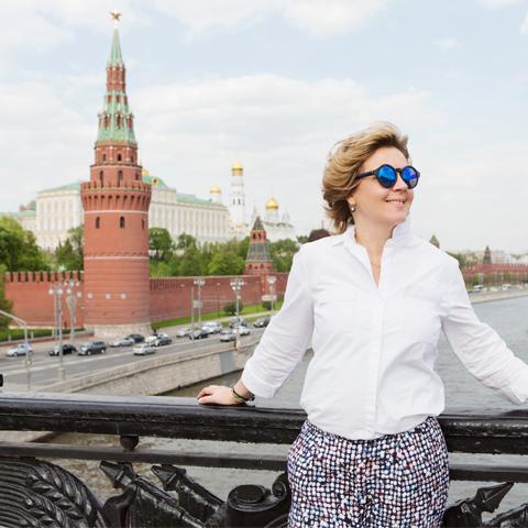Style Trip in Moskou met Irina Kuznetsova
