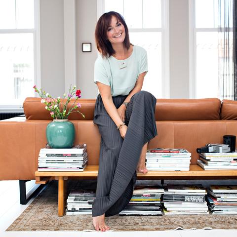 Binnenkijken bij Style Director Odette Simons
